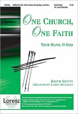 One Church, One Faith: Your Hand, O God