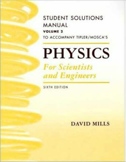 Physics for Scientists and Engineers Student Solutions Manual, Vol. 2