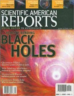 Black Holes Scientific American Reader Special Edition