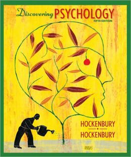 Discovering Psychology 5e