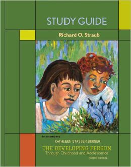 Developing Person Through Childhood and Adolescence Study Guide