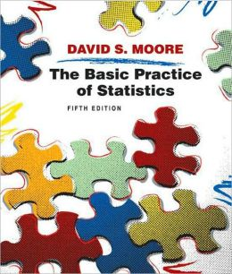 Basic Practice of Statistics: (Text and Student CD)