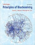 Book Cover Image. Title: Lehninger Principles of Biochemistry, Author: David L. Nelson