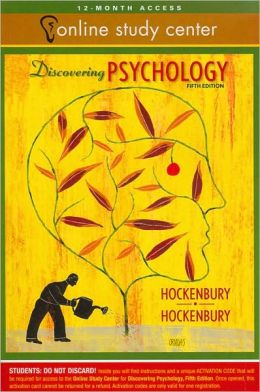 Discovering Psychology: Online Study Center
