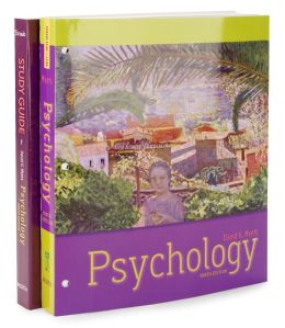 Psychology (loose leaf) and Study Guide
