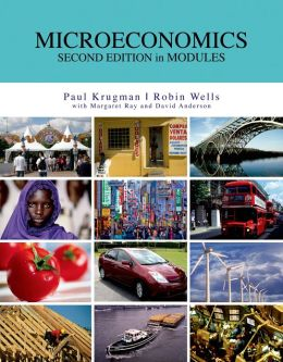 Microeconomics : Second Edition in Modules