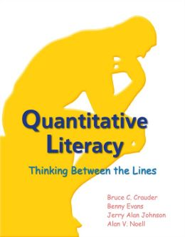 Quantitative Literacy (High School)