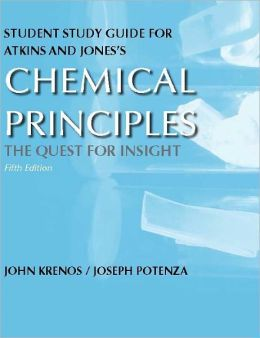 Study Guide for Chemical Principles