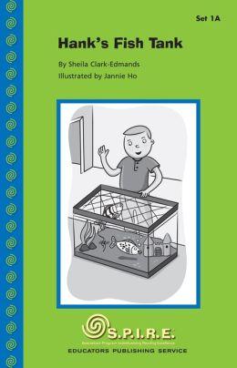 SPIRE Decodable Readers, Set 1A: Hank's Fish Tank