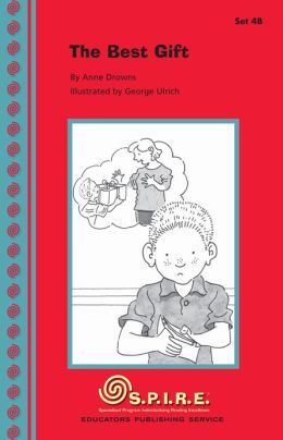 SPIRE Decodable Readers, Set 4B: The Best Gift
