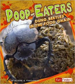 Poop-Eaters: Dung Beetles in the Food Chain