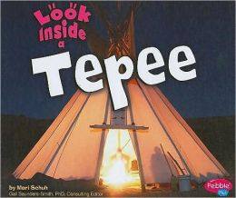 Look Inside a Tepee