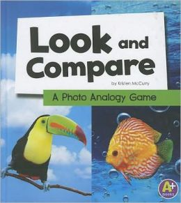 Look and Compare: A Photo Analogy Game