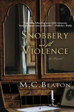 Snobbery with Violence (Edwardian Murder Series #1)
