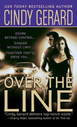 Over the Line (Bodyguards Series #4)