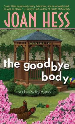 The Goodbye Body (Claire Malloy Series #15)
