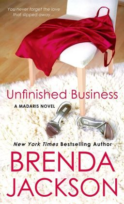 Unfinished Business (Madaris Family Series)