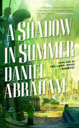 A Shadow in Summer (Long Price Quartet Series #1)