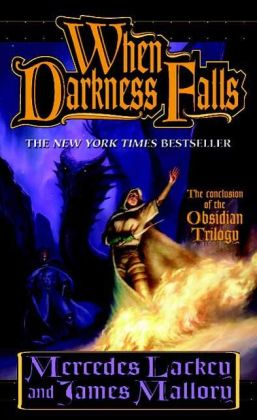 When Darkness Falls (Obsidian Trilogy Series #3)