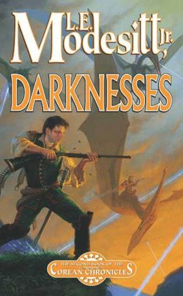Darknesses (Corean Chronicles Series #2)