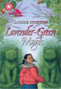 Lavender-Green Magic (Magic Books Series #5)