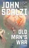 Book Cover Image. Title: Old Man's War, Author: John Scalzi