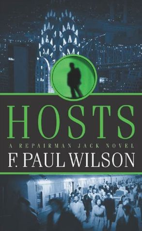 Hosts: A Repairman Jack Novel