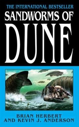 Sandworms of Dune (Dune 7 Series #2)