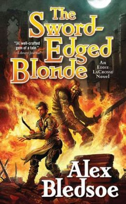 The Sword-Edged Blonde (Eddie LaCrosse Series #1)