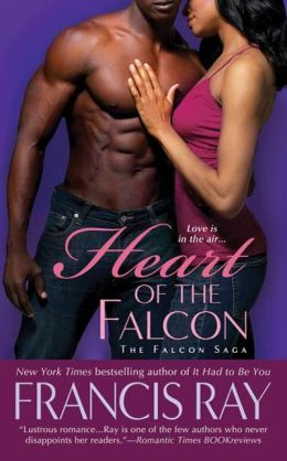 Heart of the Falcon (Taggart/Falcon Series #3)