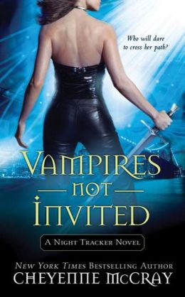 Vampires Not Invited (Night Tracker Series #3)
