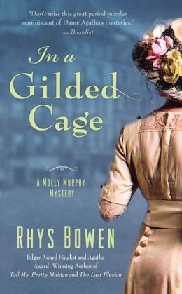 In a Gilded Cage (Molly Murphy Series #8)