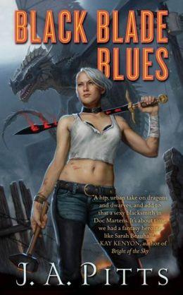 Black Blade Blues (Sarah Beauhall Series #1)