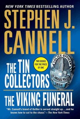 The Tin Collectors / The Viking Funeral (Shane Scully Series)