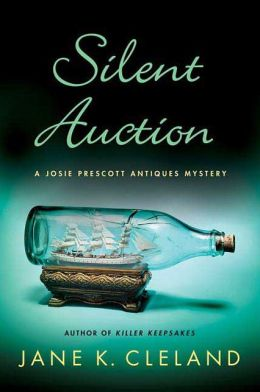 Silent Auction (Josie Prescott Antiques Mystery Series #5)