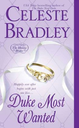 Duke Most Wanted (Heiress Brides Series #3)