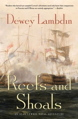 Reefs and Shoals (Alan Lewrie Naval Series #18)