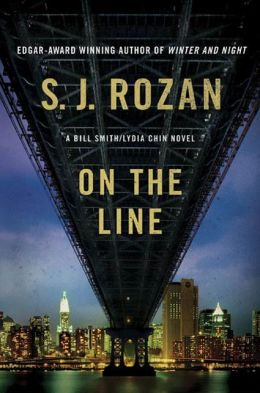 On the Line (Lydia Chin and Bill Smith Series #10)