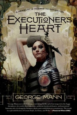 The Executioner's Heart (Newbury & Hobbes Investigation #4)