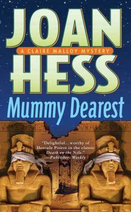 Mummy Dearest (Claire Malloy Series #17)