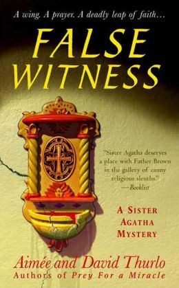 False Witness (Sister Agatha Series #4)