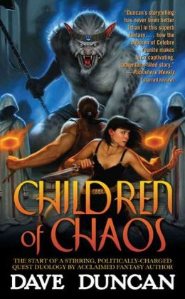 Children of Chaos (Dodec Series #1)