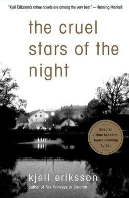 The Cruel Stars of the Night (Ann Lindell Series #2)