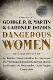 Book Cover Image. Title: Dangerous Women, Author: George R. R. Martin