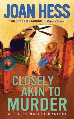Closely Akin to Murder (Claire Malloy Series #11)