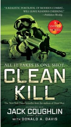 Clean Kill (Kyle Swanson Sniper Series #3)