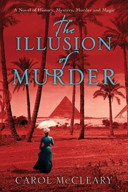 The Illusion of Murder (Nellie Bly Series #2)