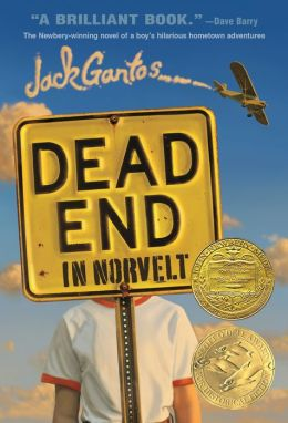 Dead End in Norvelt (Norvelt Series #1)