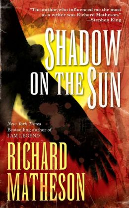 Shadow on the Sun