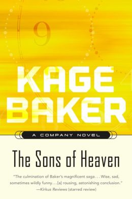 The Sons of Heaven (The Company Series #8)
